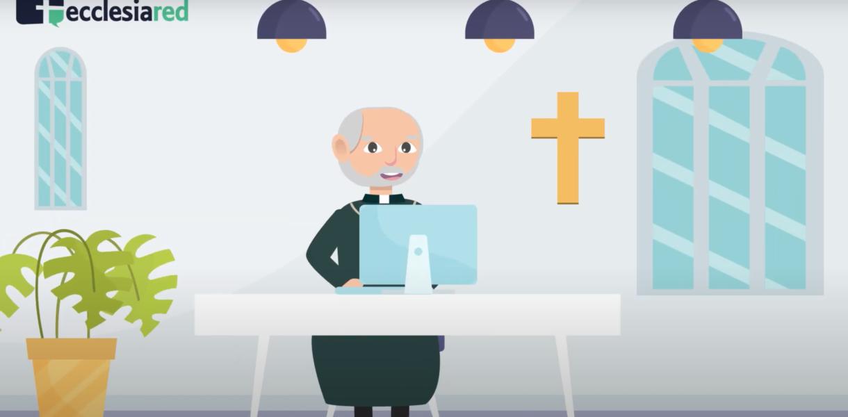 Ecclesiared añade la función de anexar documentos a los Libros parroquiales