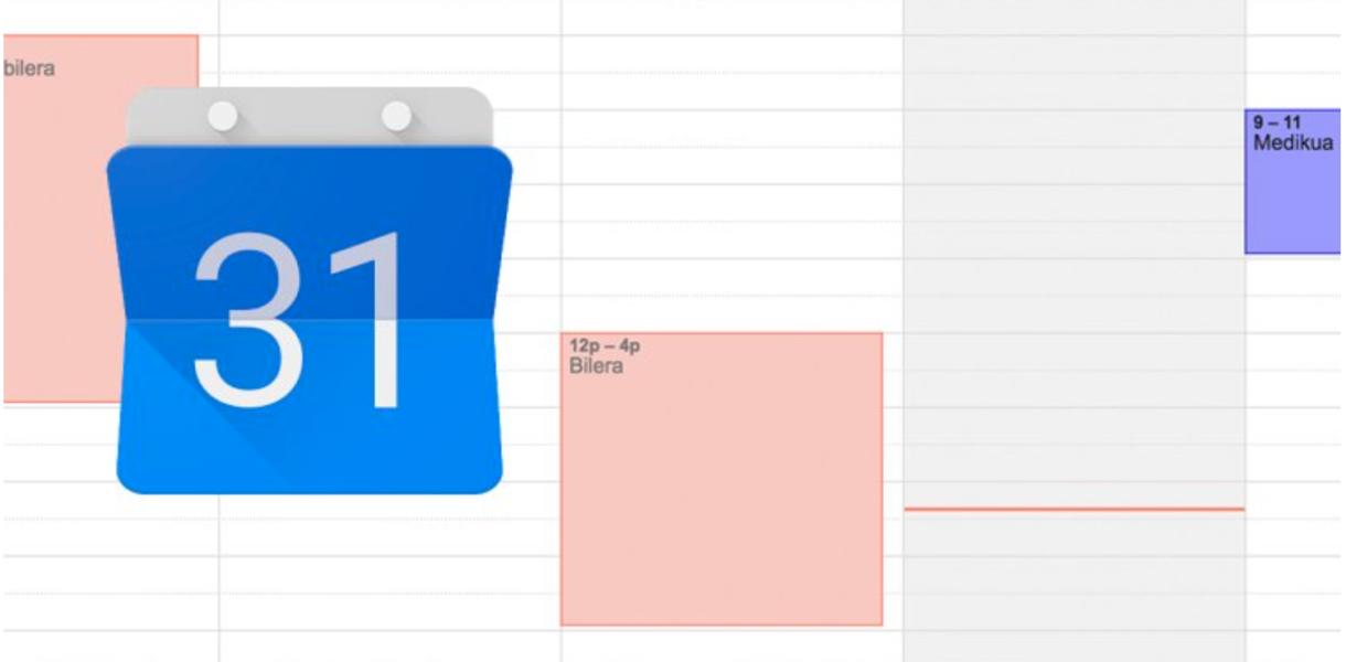 Ya es posible exportar el Libro de Misas a Google Calendar